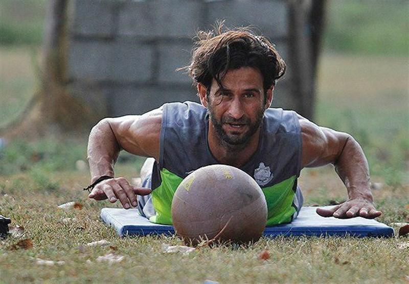 پژمان نوری: به اندازه کافی فوتبال بازی کردم/ آرزویم بود در انزلی از فوتبال خداحافظی کنم