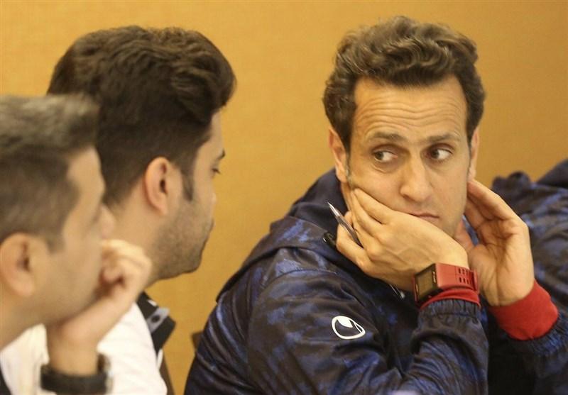 """نقش قابل توجه """"علی کریمی"""" در مشکلات سپیدرود رشت؛ مربی که اپوزیسیون شد"""