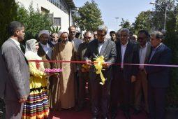 گزارش تصویری از افتتاح اولین نمایشگاه گل و گیاه شهر چابکسر