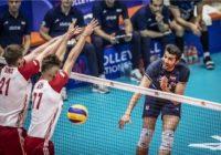 هفته سوم لیگ ملتهای والیبال/ گزارش لحظه به لحظه دیدار /ایران ۳ – لهستان ۲
