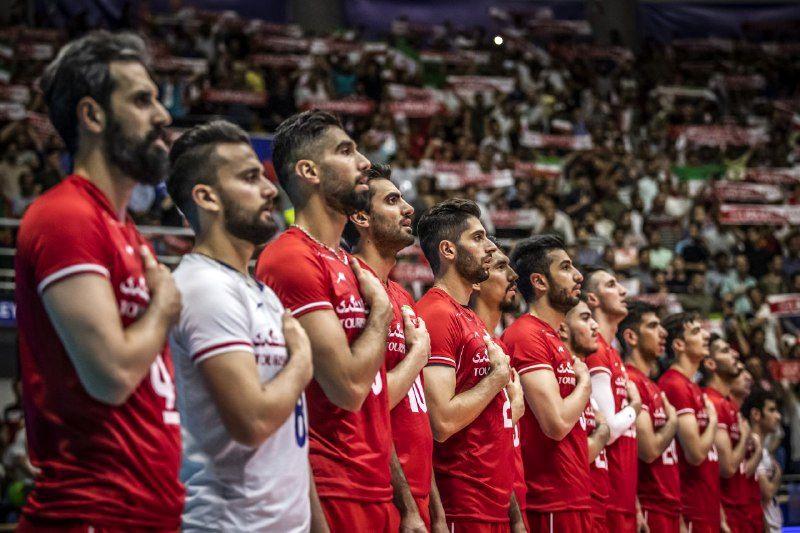 ایران ۳ – پرتغال ۱ / نهمین پیروزی سرو قامتان ایران در لیگ ملتهای والیبال در روز تداوم صدرنشینی