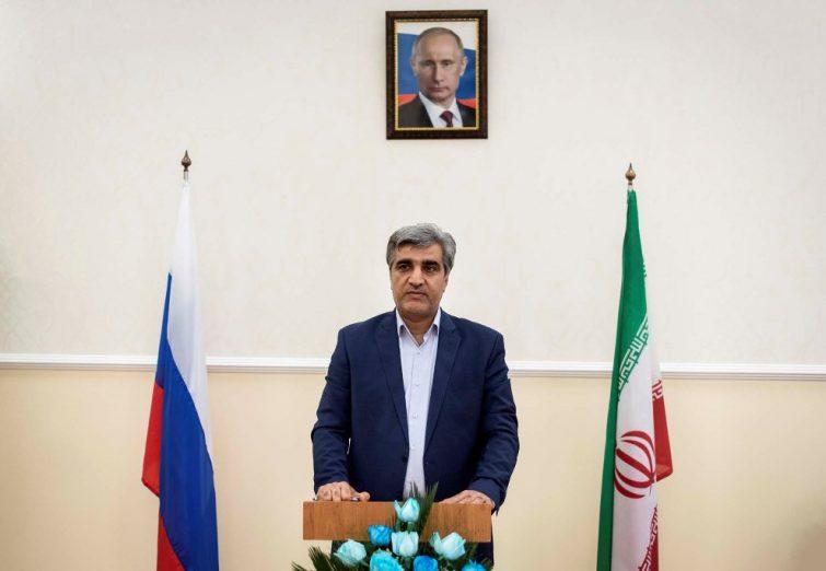 گزارش تصویری منتخب گالری حضور استاندار گیلان در مراسم روز ملی روسیه