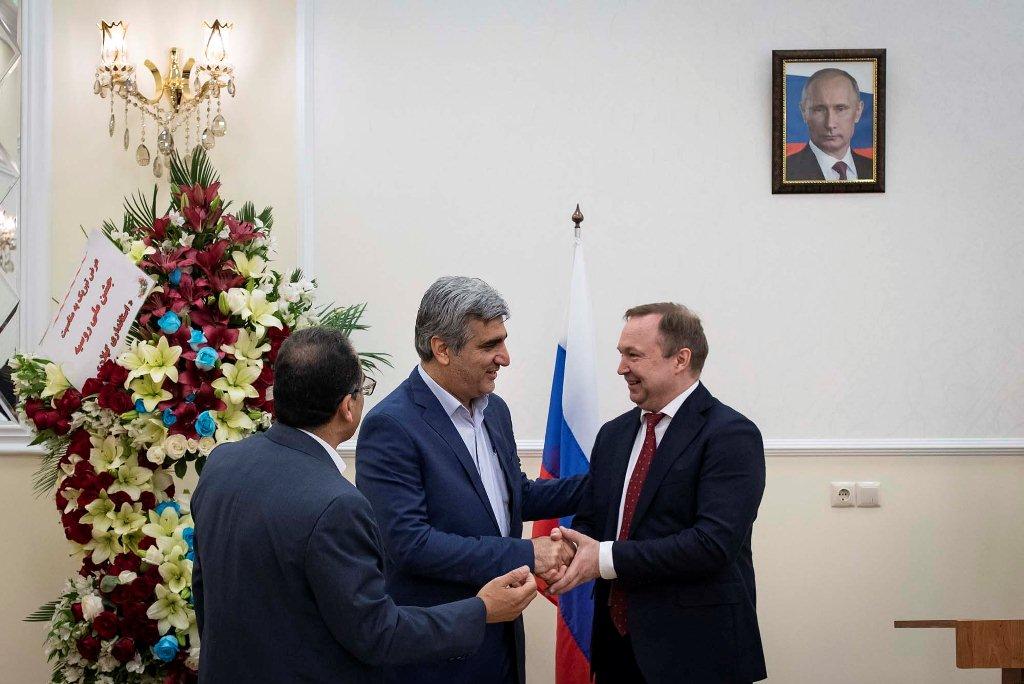 نقشآفرینی بینالمللی استان گیلان از طریق توسعه و تسهیل روابط و مبادلات تجاری با روسیه