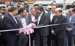 سه پروژه عمرانی شهرداری لنگرود افتتاح شد