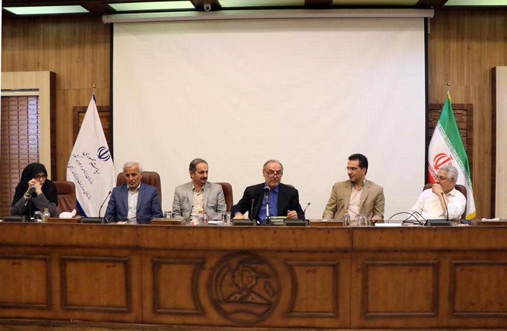 گزارش تصویری برگزاری چهل و هشتمین نشست تخصصی توسعه