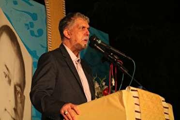 برگزاری مراسم بزرگداشت دکتر محمد معین