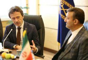 گزارش تصویری دیدار شهردار رشت با کاردار سفارت جمهوری فدرال آلمان