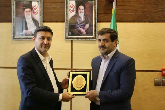 انتصاب محمد علی پور شعبانعلی به عنوان سرپرست مدیریت املاک و مستغلات شهرداری
