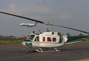 گزارش تصویری افتتاح اورژانس هوایی گیلان همزمان با ۱۱۵ طرح در کشوربا حضور معاون اول رییسجمهور از طریق ویدئو کنفرانس