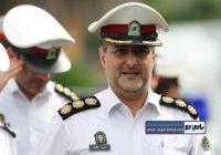 انتصاب سرپرست پلیس راهور گیلان و اصفهان