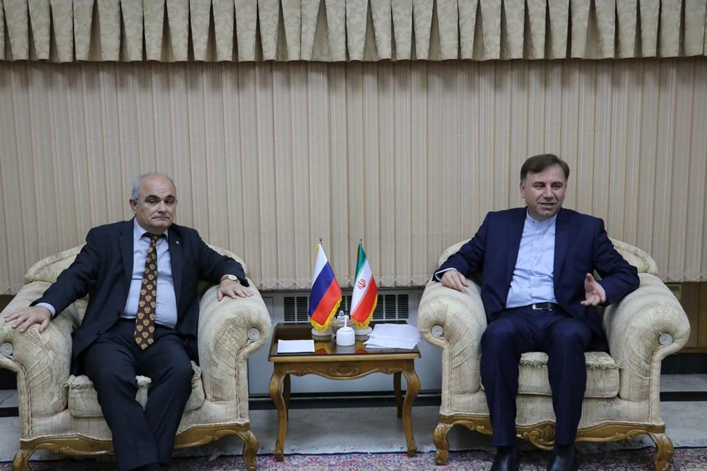 گیلان می تواند نقش آفرین گسترش روابط ایران و روسیه باشد+عکس