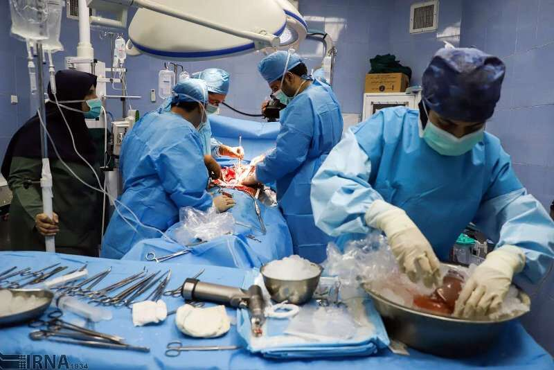 اهداء عضو در گیلان به سه بیمار زندگی دوباره بخشید