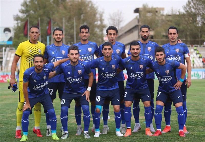 داماش گیلان ۱ – استقلال خوزستان ۰؛ پیروزی ارتش لاجوردیپوش با شوت سرکش صفایی