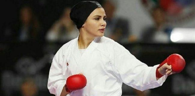 راهیابی نابغه کاراته آسیا به فینال لیگ جهانی کاراته مسکو