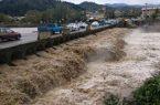 خسارت بارندگی به 9 شهرستان گیلان/یک نفر جان باخت