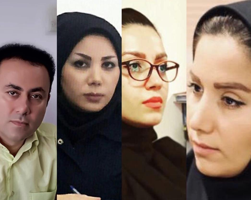 با حکم شهردار رشت چهار مدیر جدید شهرداری منصوب شد+عکس