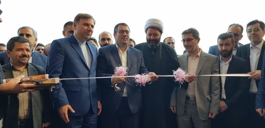 افتتاح طرح توسعه شرکت نئوپان فومنات با سرمایهگذاری ۴ هزار و ۶۷۰ میلیارد ریال