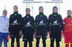 طلسم شکسته شد؛ نخستین پیروزی بانوان ملوانی در لیگ برتر+ عکس