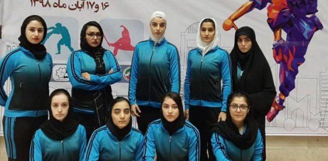کسب نشان برنز ووشوکار گیلانی در مسابقات قهرمانی بانوان کشور+ نتایج کامل مسابقات