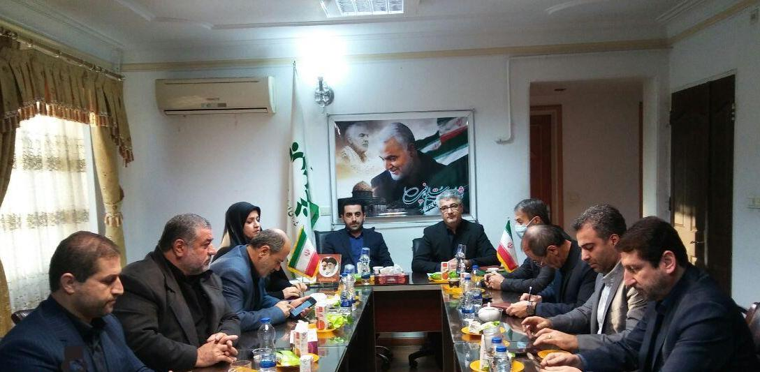 رئیس و اعضای شورای شهرستان رشت انتخاب شدند