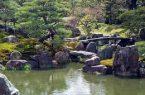 کلنگ زنی نخستین باغ ژاپنی کشور در رشت