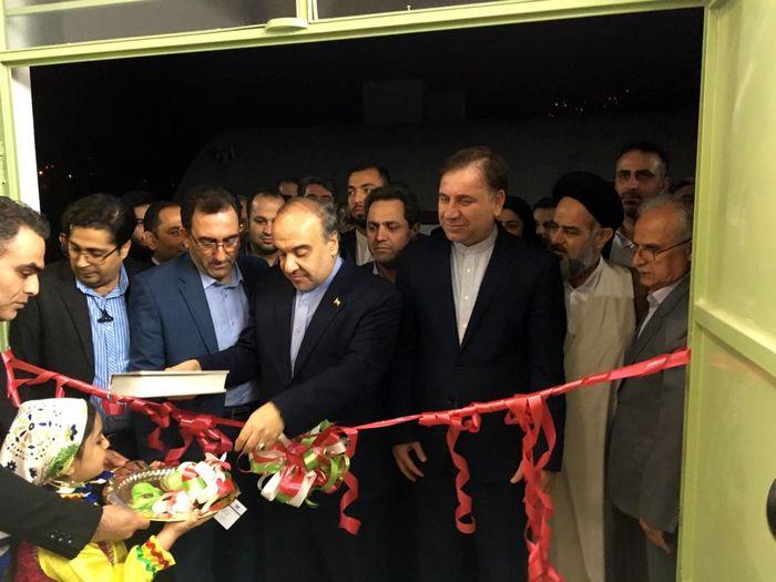 افتتاح نشدن #استخر بدون آب رودبار