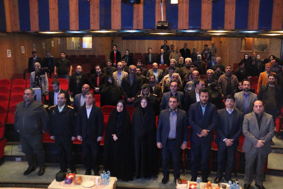 اهدای ۵۰۰ فقره اسناد املاک علوی، به متصرفین واجد شرایط اراضی بنیاد در استان گیلان