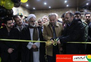 گزارش تصویری افتتاح پروژه های نهمین روز از دهه فجر همراه با معاون عمرانی فرماندار