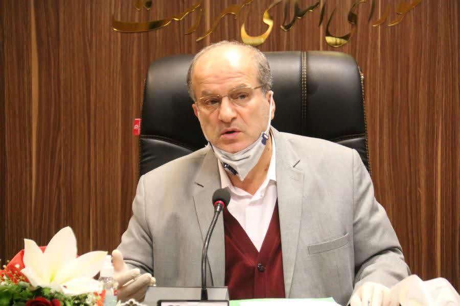 مخالفت شورا با استعفای حاجیپور از ریاست شورا | تصویب نحوه پرداخت پاداش به شهردار رشت
