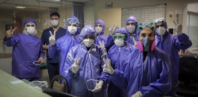 پرستاران داوطلب کرونا در انتظار موافقت وزیر برای جذب هستند
