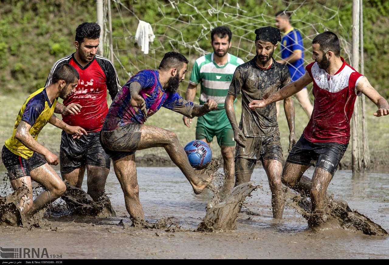 فوتبال بومی(فوتچَل) گیلان در صفحه رسمی AFC قرار گرفت