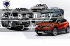 فهرست برندگان قرعهکشی محصولات ایران خودرو