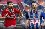 جهانبخش و قوچاننژاد نامزد بهترین آسیایی تاریخ لیگ هلند