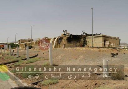 علت اصلی حادثه در سایت هسته ای نطنز مشخص شد