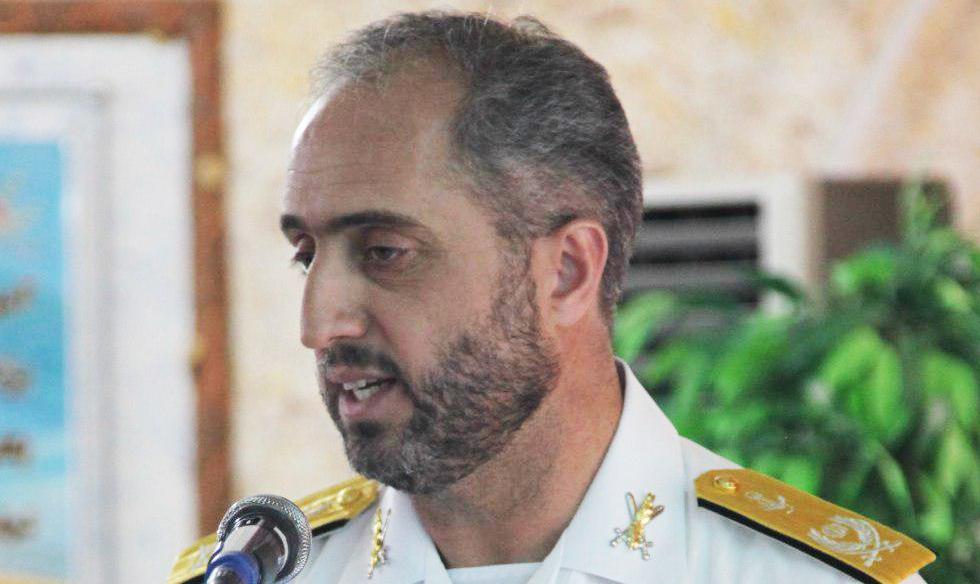 فرمانده جدید مرکز تخصصهای دریایی نداجا رشت معرفی شد