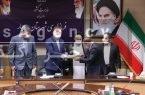 هوشنگ عباسقلی زاده امروز به عنوان فرماندار جدید شهرستان رودبار معرفی شد+عکس