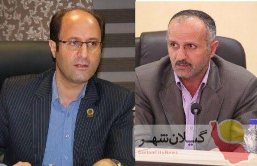رامین باباپور به عنوان شهردار تالش به رئیس شورای شهر معرفی شد