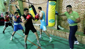 دعوت بوکسورهای گیلانی به اردوی تیم ملی
