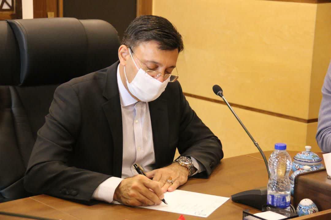 پیام قدردانی دکتر ناصر حاج محمدی از مردم رشت و مسئولین شهر و استان