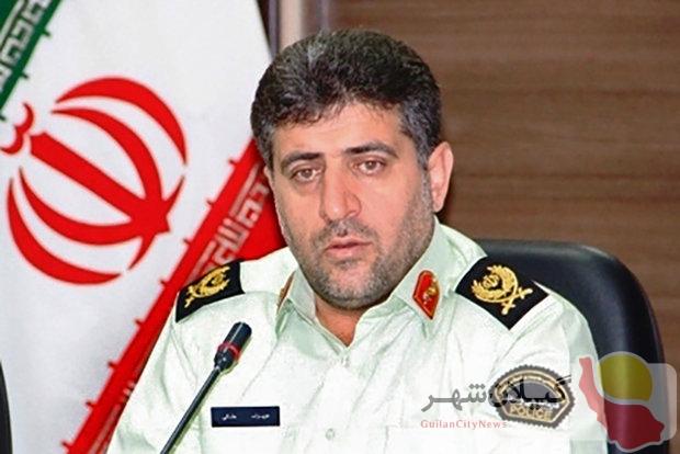 ۷ نفر از عوامل درگیری و تیراندازی در لاهیجان دستگیر شدند