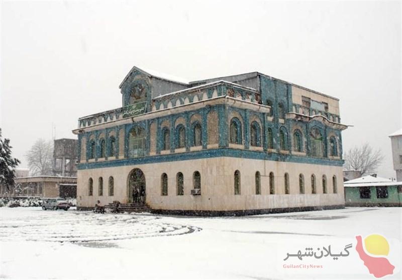 تبدیل کاخ قشلاقی سردار امجد به موزه باستانشناسی غرب گیلان و موزه دفاع مقدس