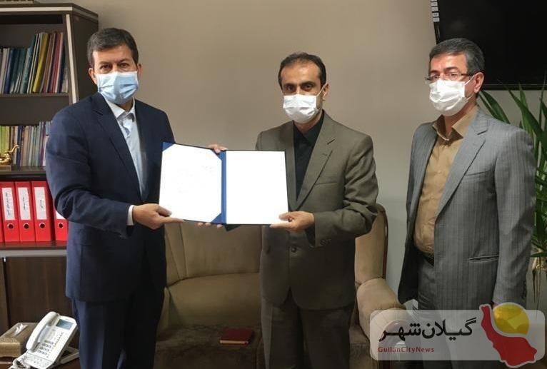 حکم انتصاب سیدمحمد احمدی شهردار رشت اعطا شد + زمان معارفه