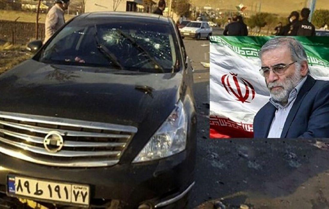 جزئیاتی تازه از ترور شهید فخری زاده / تصاویر تحلیلی از محل ترور