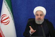 کنایه معنادار روحانی به نمایندگان مجلس: بگذارید دیپلماسی را آنها که تجربه دارند پیش ببرند+فیلم