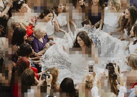 اولین عروسی رسمی یهودیان در امارات/ ویدئو