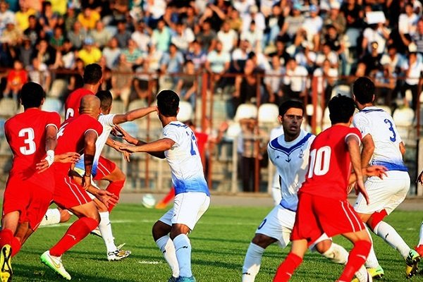 قرعه کشی مرحله یک شانزدهم نهایی جام حذفی