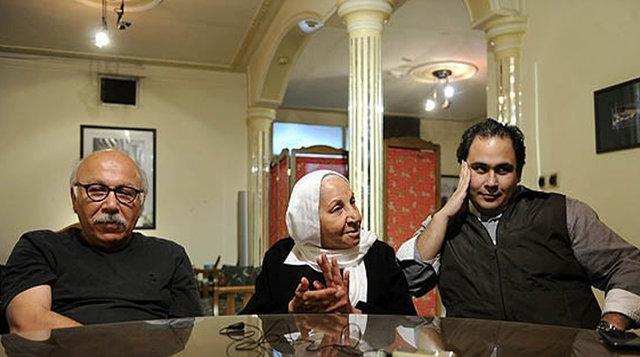 احترامالسادات حبیبیان، بازیگر سینما و مادر علیرضا داودنژاد درگذشت