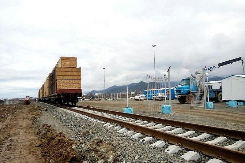 حمل بار با راه آهن گیلان از فردا