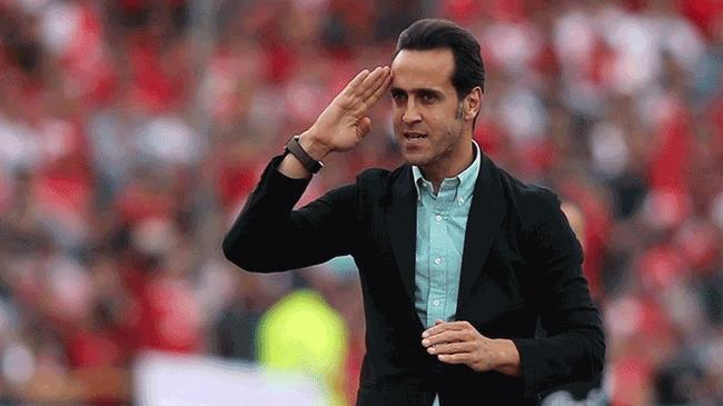 شرط علی کریمی برای انصراف از انتخابات فدراسیون فوتبال