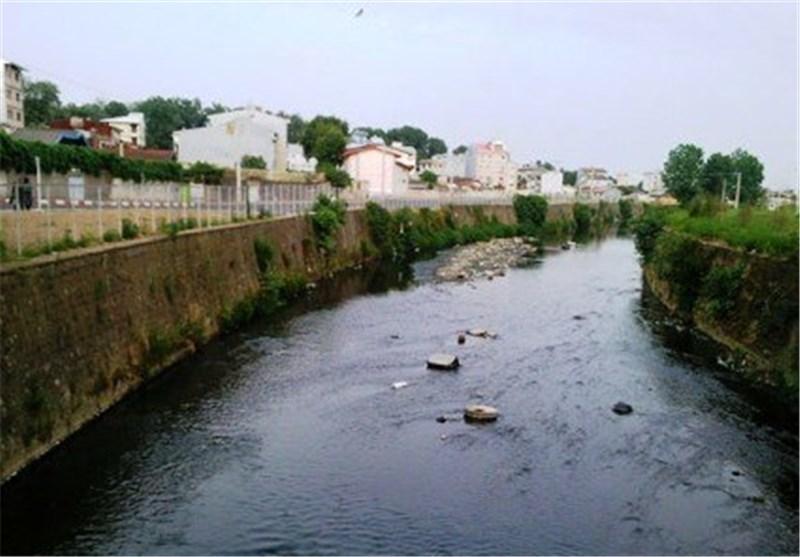 عملیات ساماندهی رودخانه گوهررود رشت آغاز شد